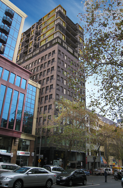 388 lonsdale street apartment