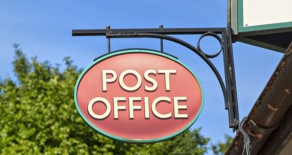 Post Office + News BF-0612
