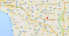 Land with permit in Mount  Waverley
