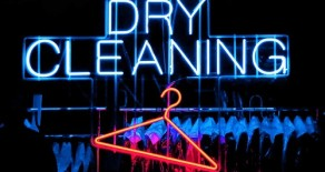 Well known dry cleaner shop for sale BJ-0841