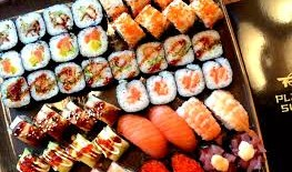 South East area Japanese Takeaway and Sushi BA-0852