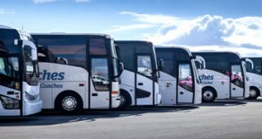 Charter Bus Business for Sale BP-0871