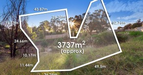 Land with permit in Berwick